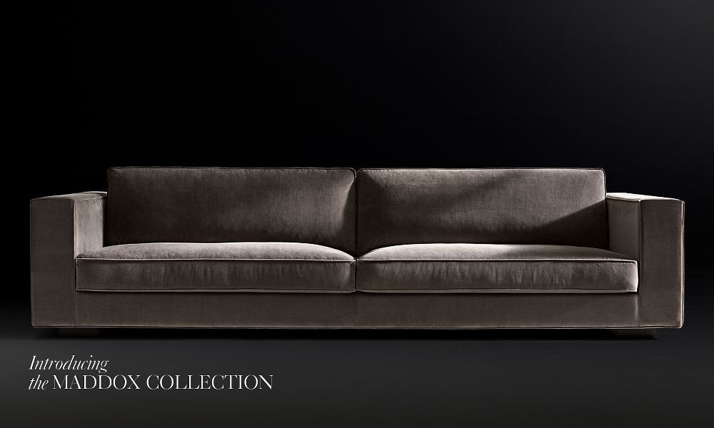 Maddox Collection Rh Couches Living Room Furniture