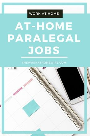 Everything You Need to Know About AtHome Paralegal Jobs is part of Paralegal, Paralegal student, Work from home jobs, Working from home, Job, Work from home companies - If you're interested in becoming an athome paralegal, here's everything you need to know about finding and landing one of these positions