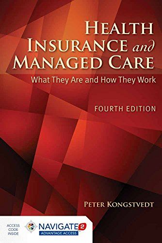 Download Pdf Health Insurance And Managed Care Download Ebook