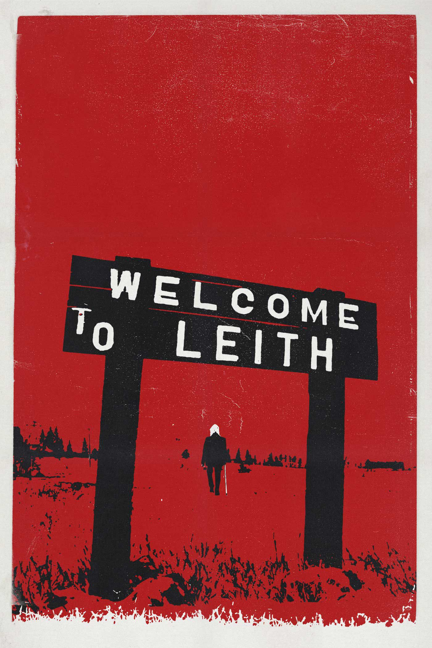 Welcome to Leith Movie Poster - Craig Cobb, Ryan Schock, Michelle Schock  #WelcomeToLeith, #CraigCobb, #RyanSchock, #MichelleSchock, #MichaelBeachNicholsChristopherKWalker, #Documentary, #Art, #Film, #Movie, #Poster