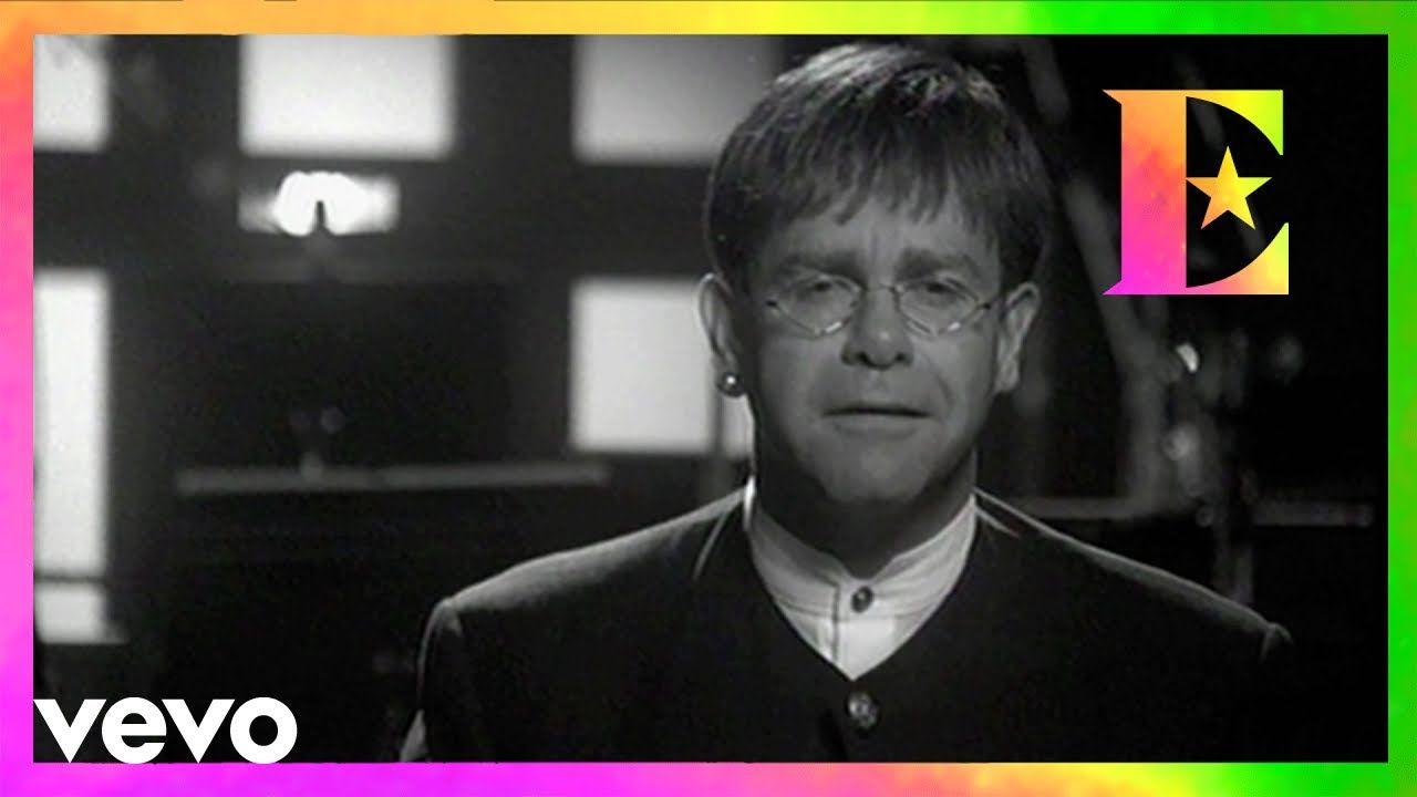 Elton John Circle Of Life From The Lion King Official Video Elton John Disney Songs Circle Of Life