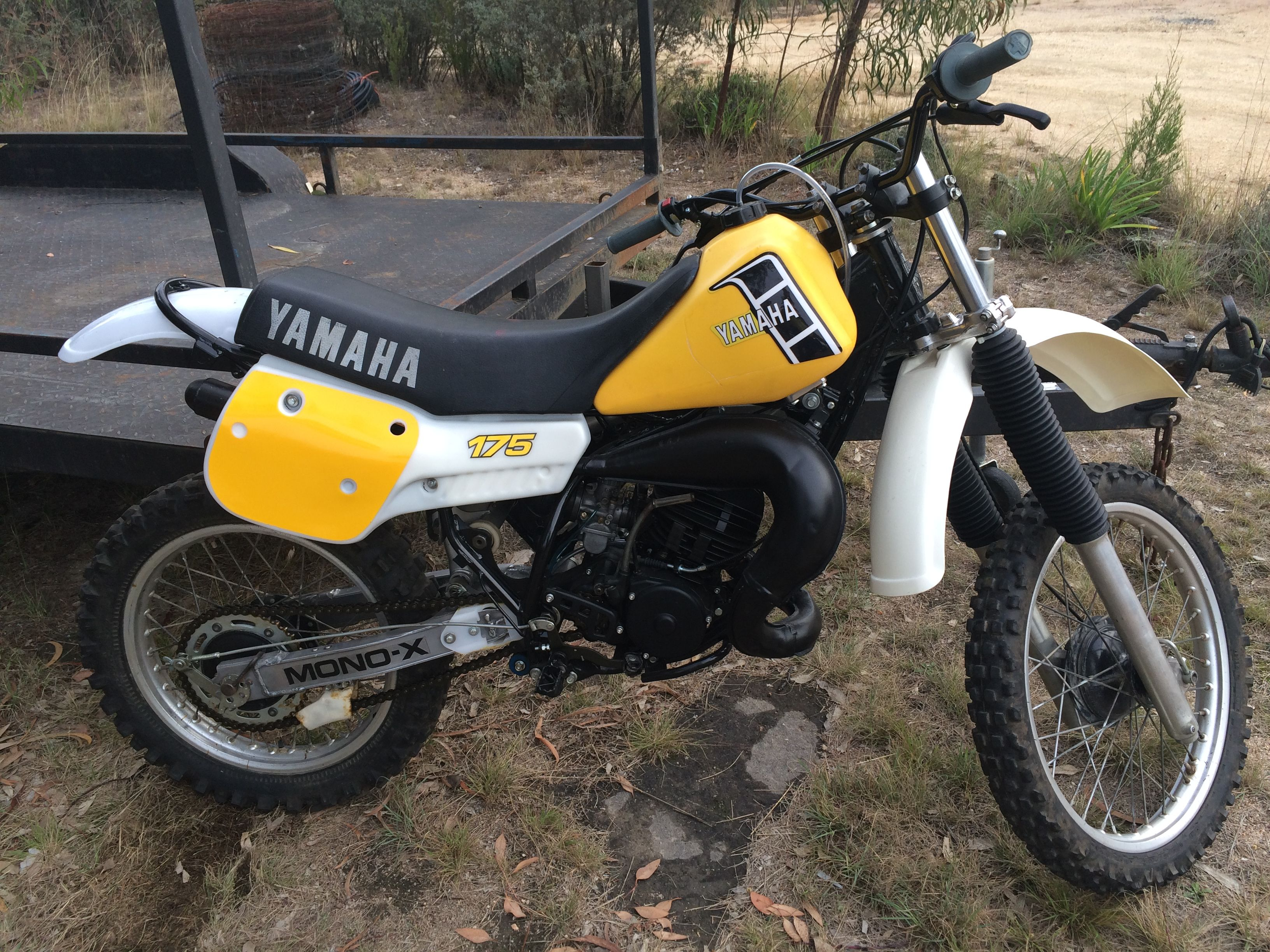 Pin by Michael Dickson on Yamaha IT175 – It175 Wiring Diagram