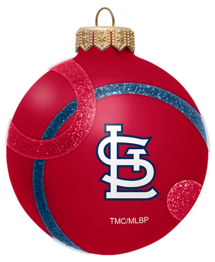 Memory company st louis cardinals traditional ball circle pattern