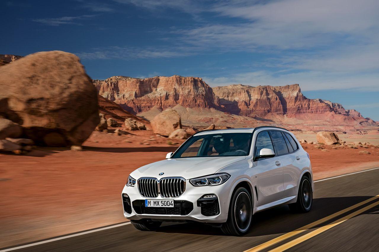 Mondial Auto paris 2018 BMW x5 Bmw x5, Suv de luxe