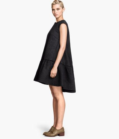 H&M Flared Flounce Dress $79.95