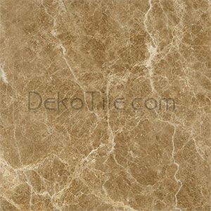 Deko Tile 12 X 12 Polished Emperador Light Marble Tiles Marble Tiles Tiles Light