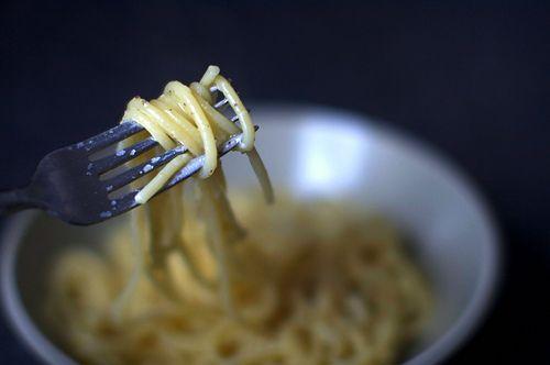 Spaghetti With Cheese Black Pepper Stuffed Peppers Smitten Kitchen Recipes Smitten Kitchen