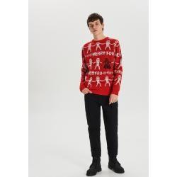 Photo of Cropp – Star Wars Christmas jumper – Rot CroppCropp