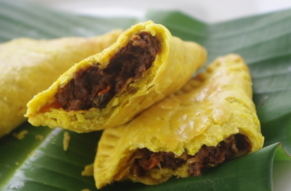 homemade jamaican beef patties recipe from cook like a