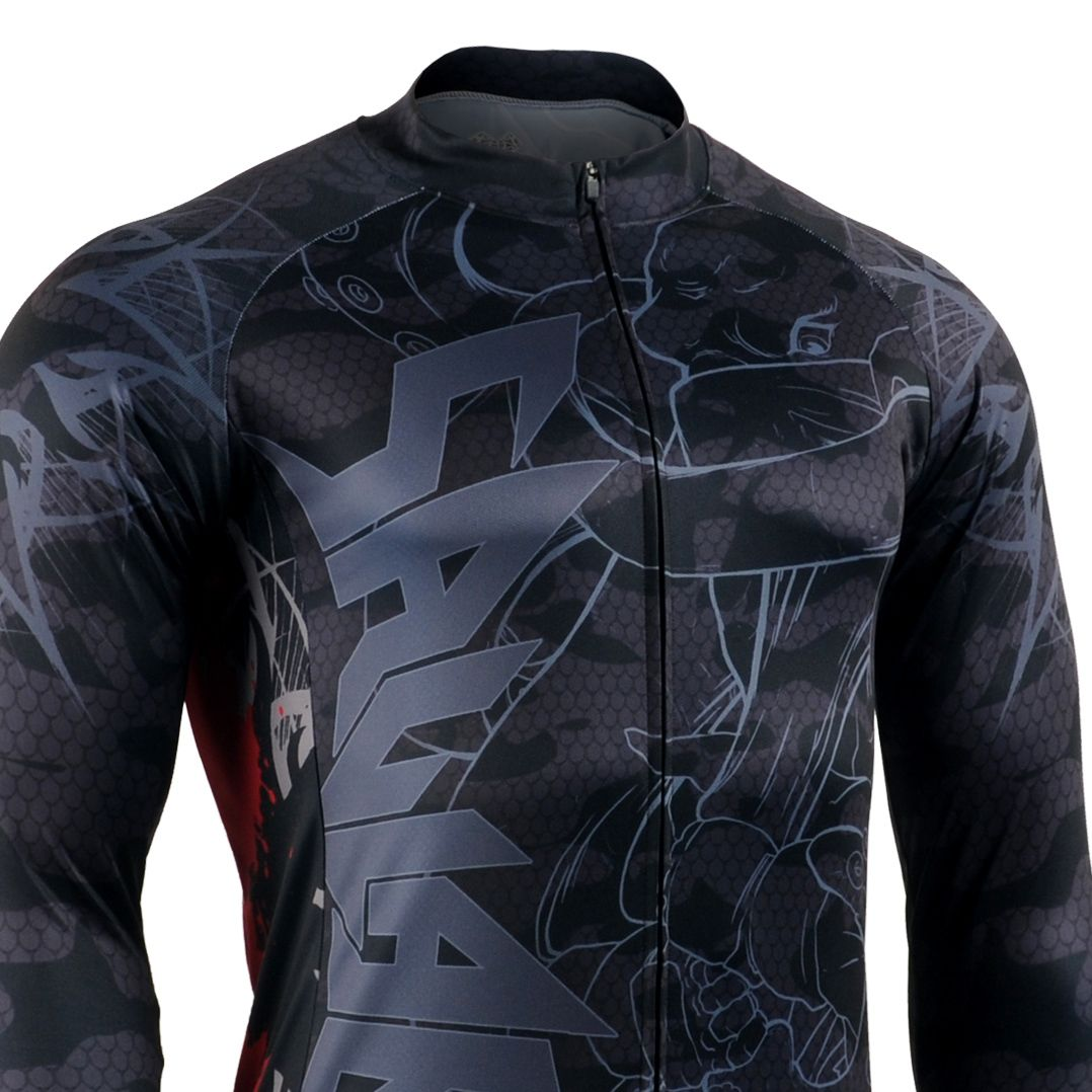 FIXGEAR CS-H501 Men s Long Sleeve Cycling Jersey  9883b35b9