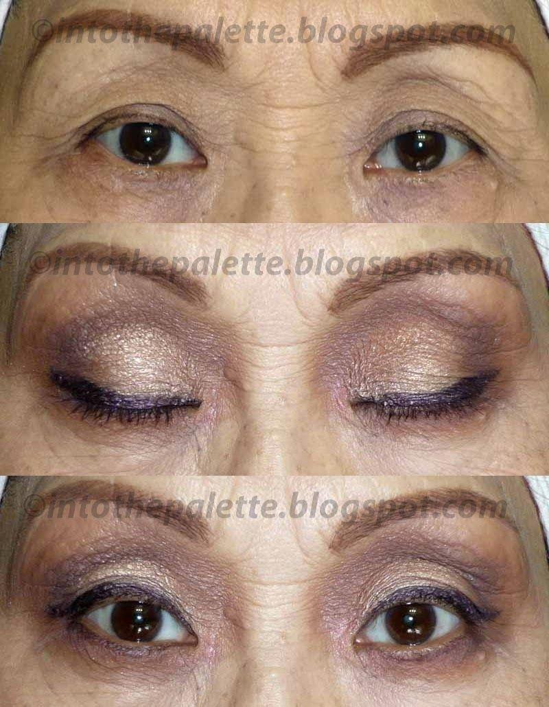 Eyeshadow Tutorial Mature Eyes Fashion Over 50 Pinterest Make