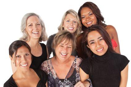 All natural mature women