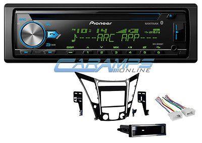 NEW PIONEER CAR STEREO RADIO W/ BLUETOOTH & USB/AUX INPUTS W
