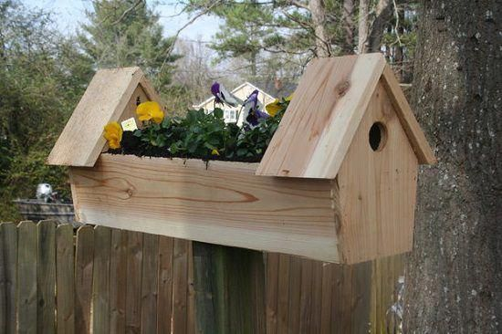 28 Best DIY Birdhouse Ideas With Plans And Tutorials #birdhouses