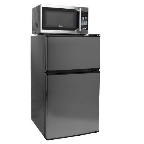 Best 3 1 Cu Ft Compact Refrigerator Freezer And Microwave 400 x 300