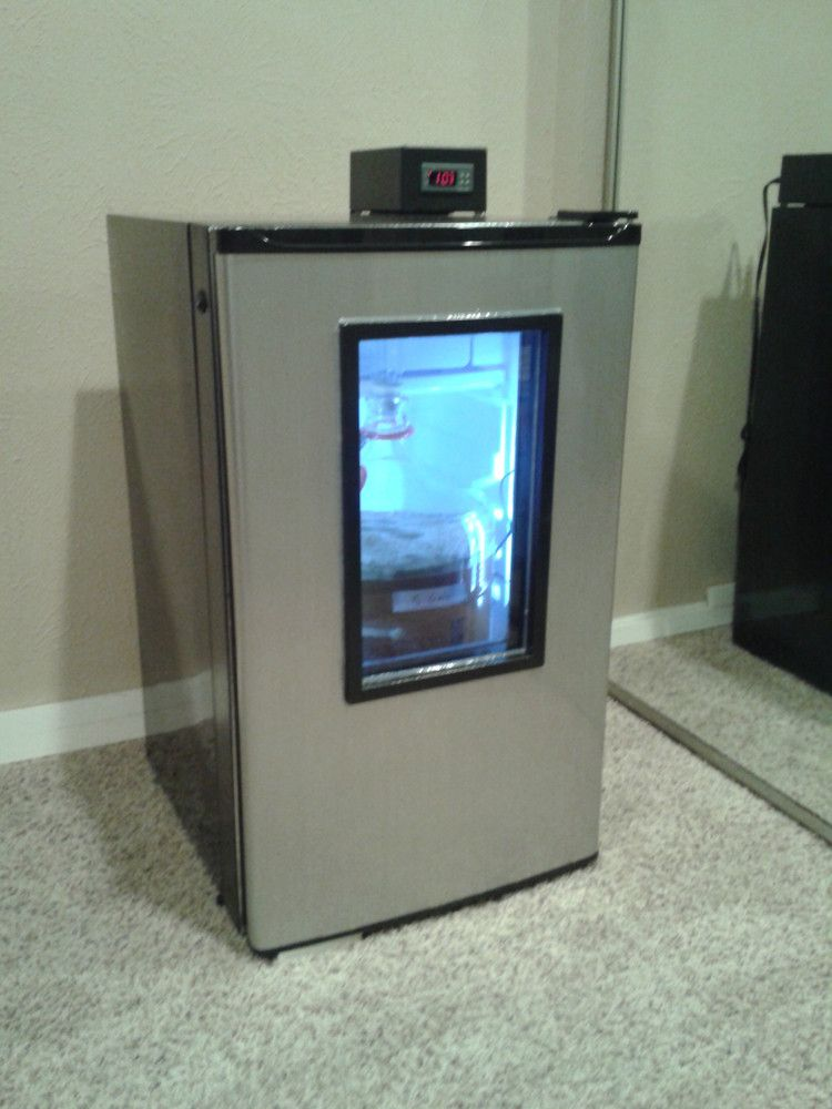 Best Fermentation Chamber Build I Have Seen Home Brew
