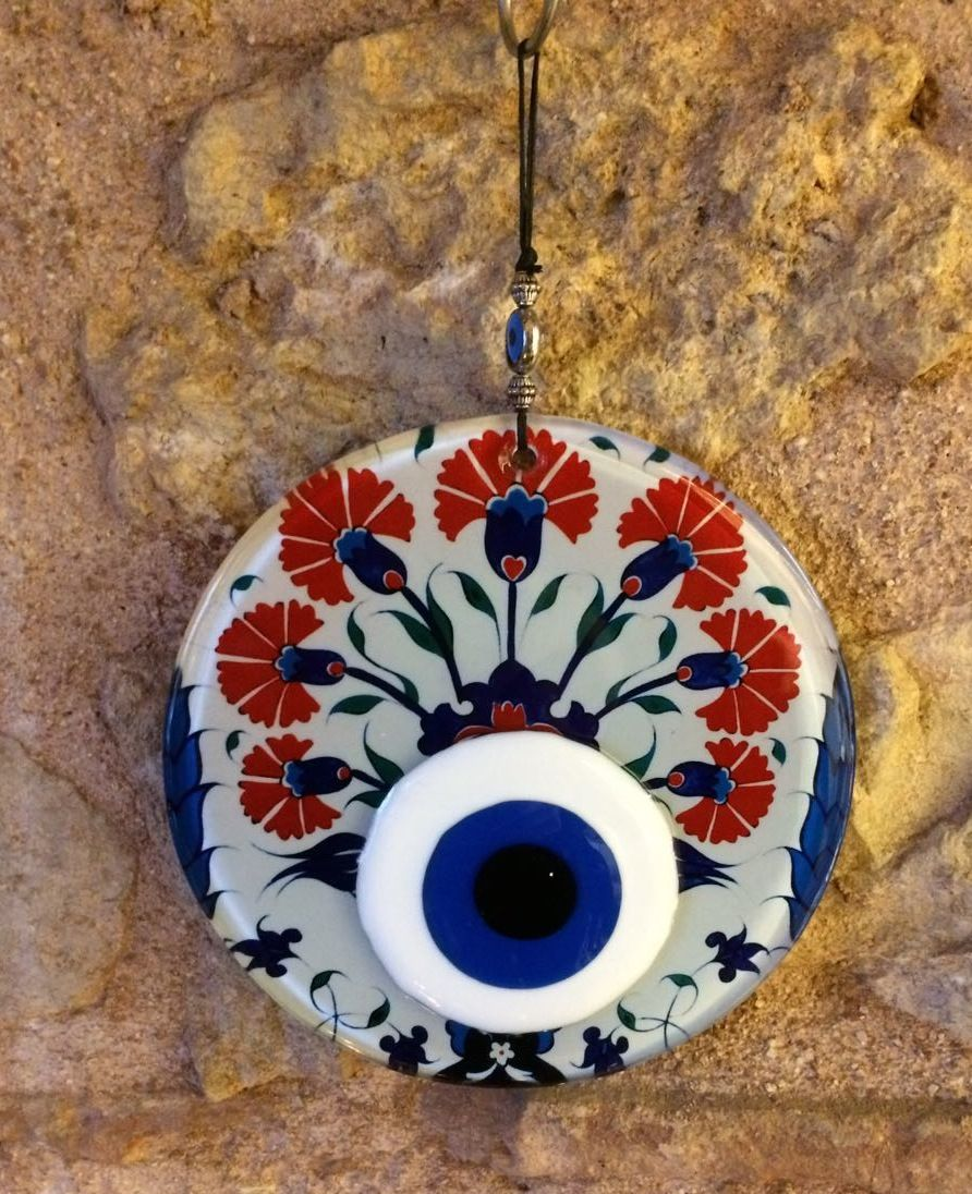Handmade evil eye wall decor 15 cm 59 0023 evil eye lucky handmade evil eye wall decor 15 cm 59 amipublicfo Gallery