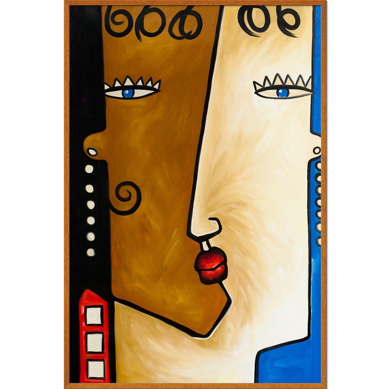 <li>Artist: Vantuan Nguyen</li><li>Title: Trina</li><li>Product type: Hand-painted Framed Canvas Art</li>