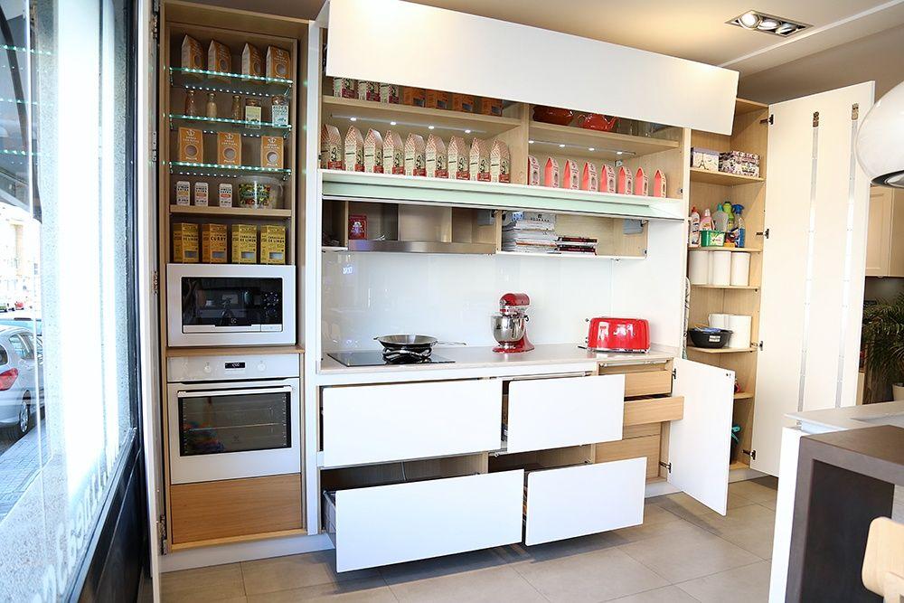 Gran capacidad de almacenaje | Precios de cocinas. Optimiza tu ...
