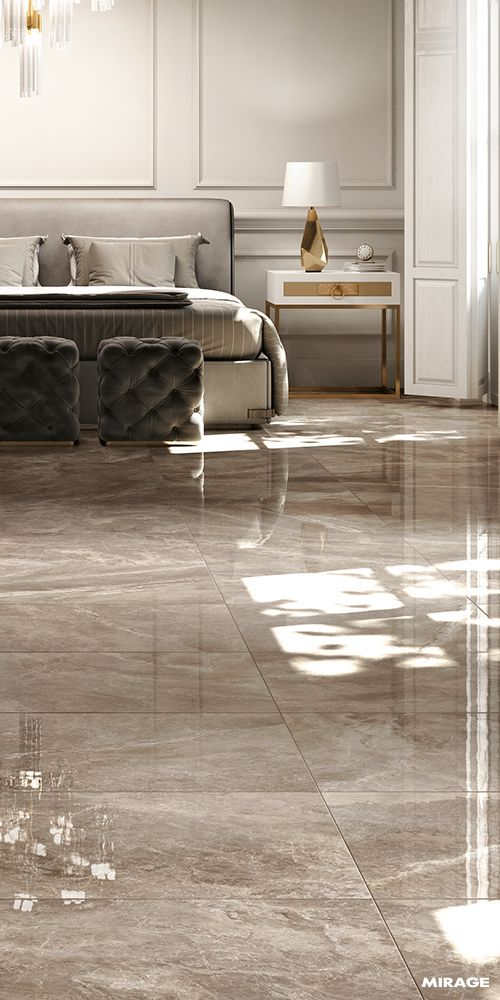 Home Stone Effect How To Design A Modern Home Marked By Timeless Elegance With The New Trevi Co Living Room Tiles Floor Tile Design Bedroom Floor Tiles