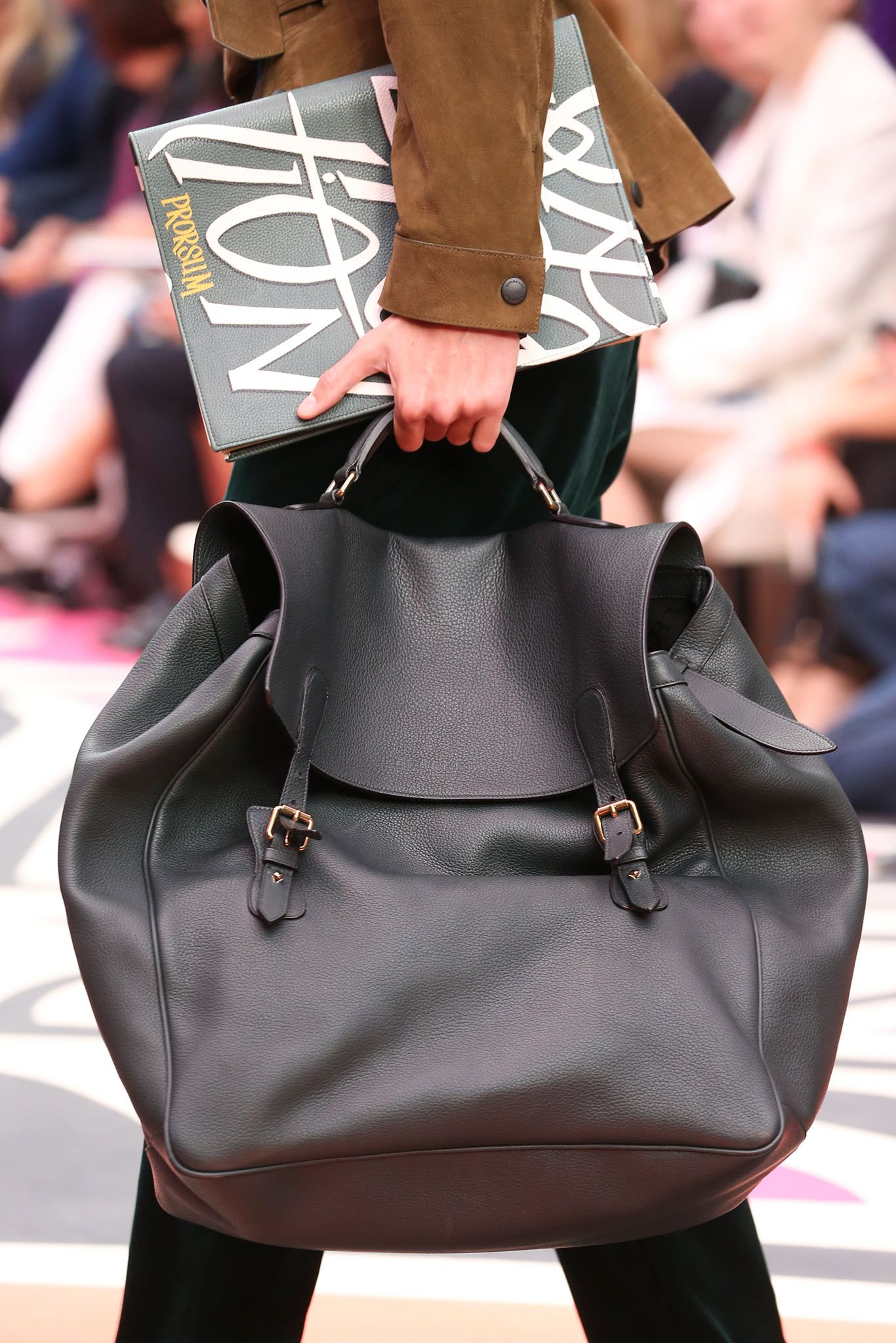 Prorsum burberry accessories spring summer collection exclusive photo