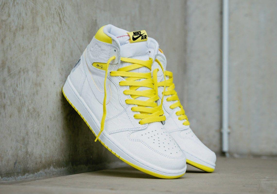 The primary-ever Air Jordan sneaker