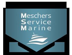 La Societe Meschers Services Marine Nous A Confie La Refonte De Son Site Internet Avec Images Site Internet Internet