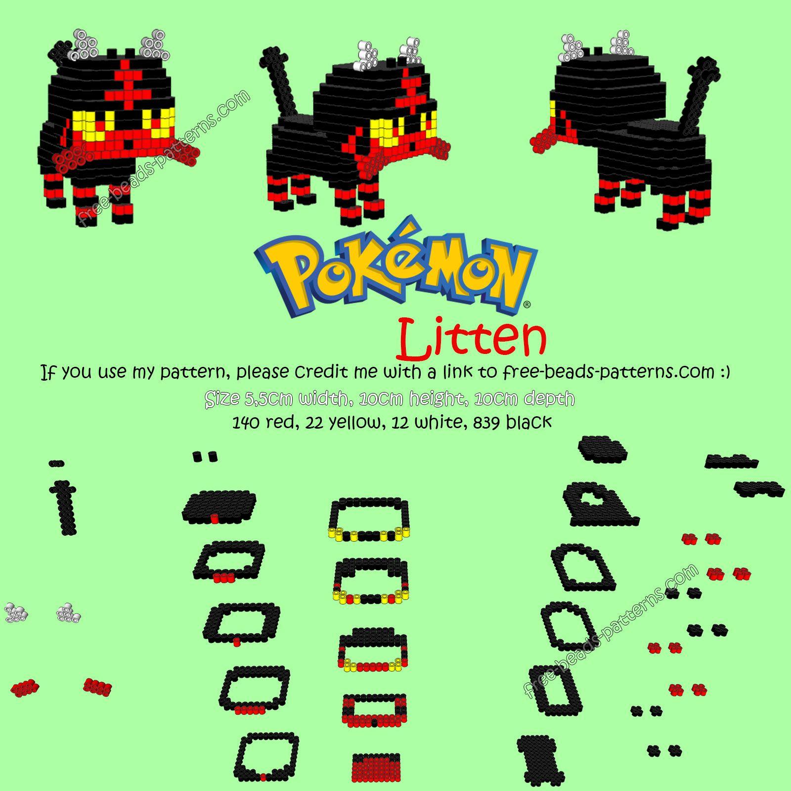 Pokemon Pikachu Und Glurak Mit 3d Stift Erstellen Diy