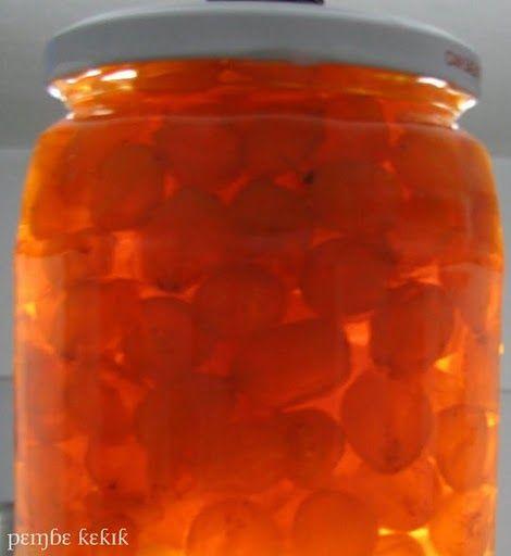 üzüm reçeli tarifi,vişne reçeli,vişne,kış hazırlıkları,kışlıklar