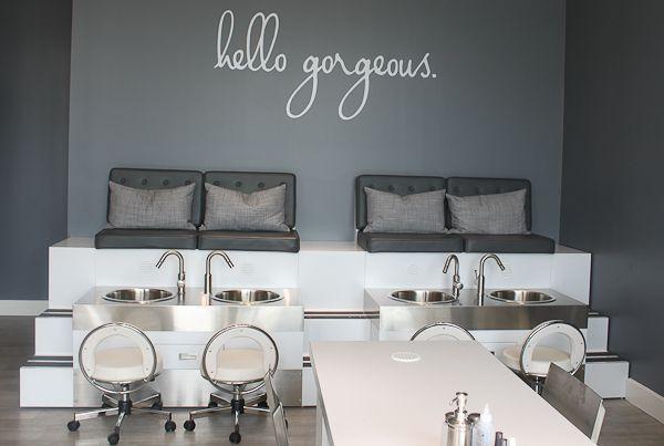 Blo blow dry bar eatstyleplay salon ideas pinterest for Blo hair salon