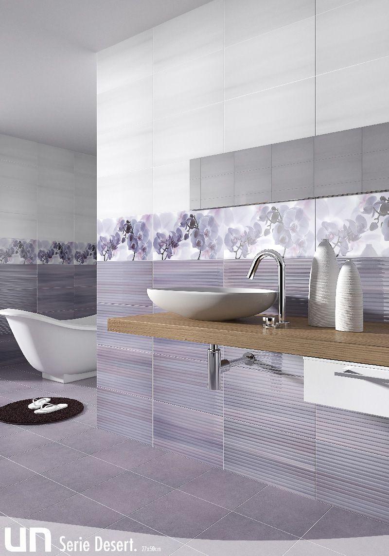formatos 27x50 Desert estancias: Baños Revestimientos baños diseño ...