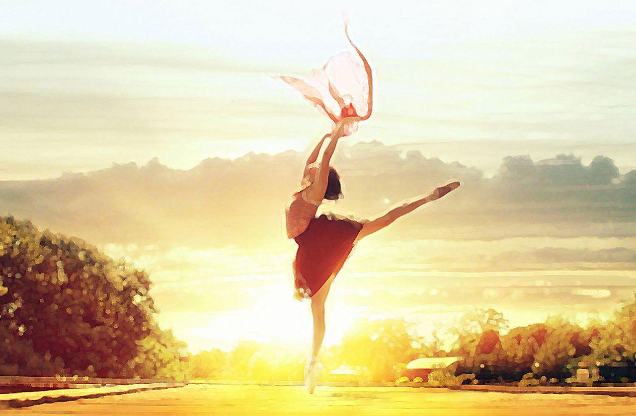 картинки танцующих утром людей забивает