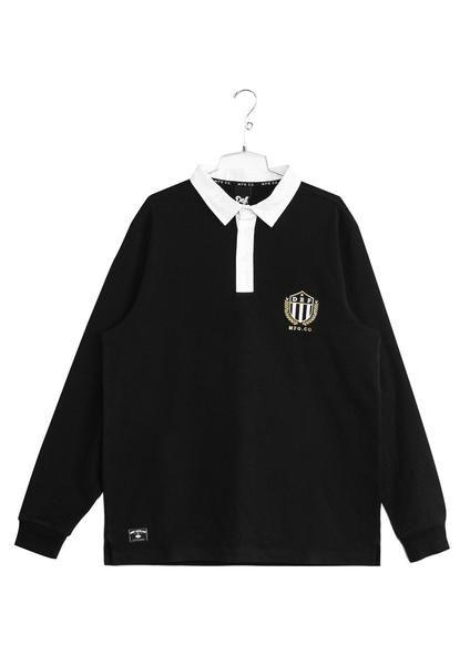 Def Royalty Rugby - Black