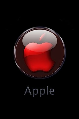 Apple Logo Iphone Wallpaper Background And Theme Colors