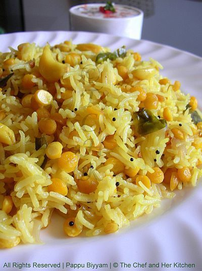 Indian chana dal rice in a rice cooker this is absolutely easyone food indian chana dal rice forumfinder Choice Image