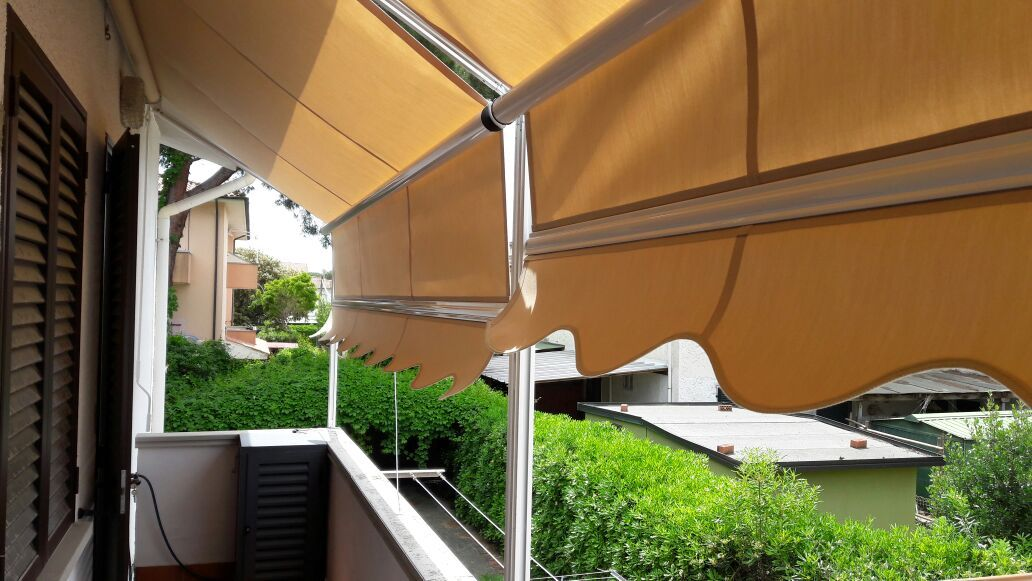tende a capanno per copertura terrazzo | Tende da Sole | Pinterest