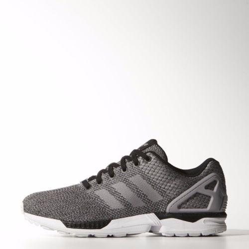 Adidas Originals Zx Flux Weave New Men Sz 10 10 5 M29093 Black White Torsion Fly Zapatos Deportivos Zapatos Zapatillas