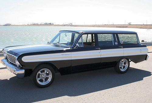 1964 Ford Falcon Wagon By Angela P Via Flickr Ford Falcon Car