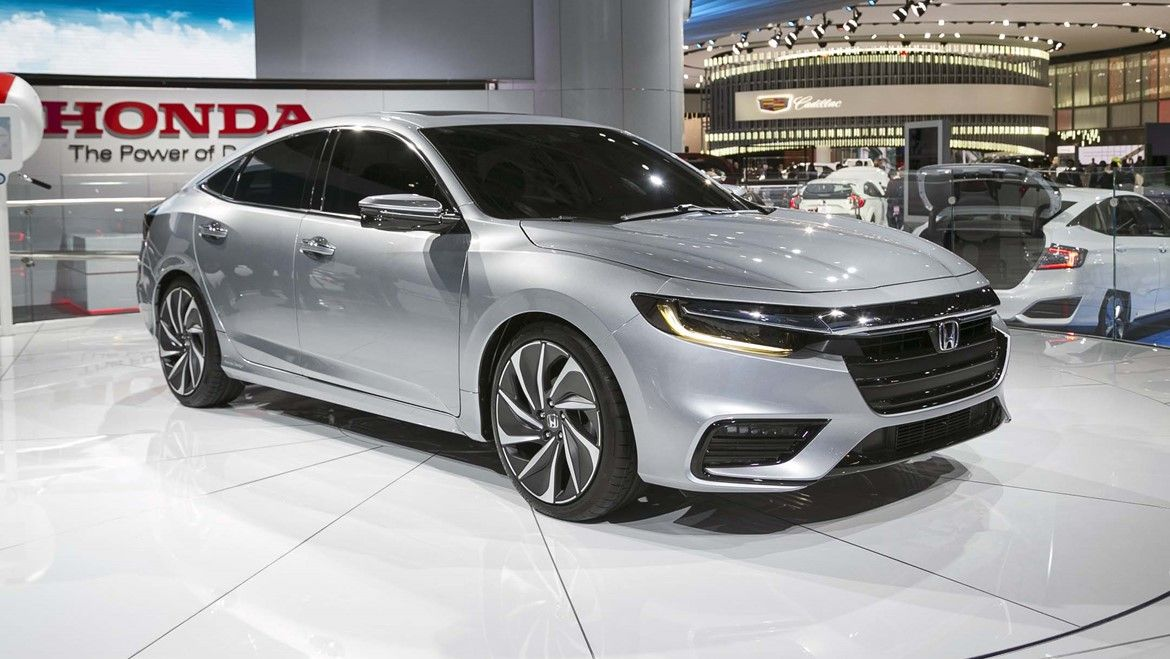 Honda Releases 2019 Insight Hybrid Canadian Pricing Honda Insight Honda Civic Hybrid Honda
