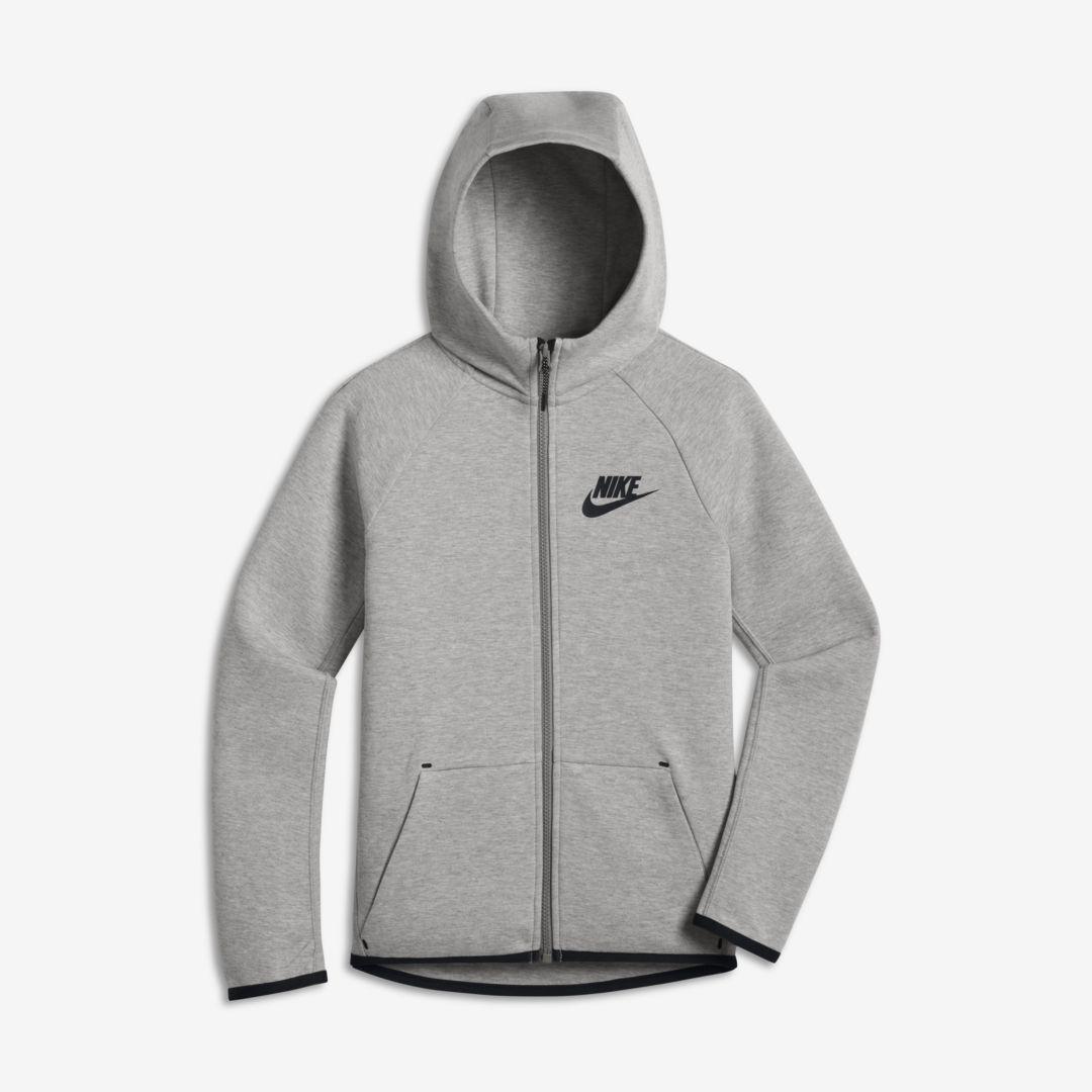 Kids' Sportswear Tech Fleece JacketNike Full Big Zip UMqzpLSVG
