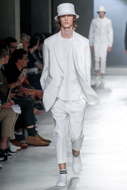 Neil barrett spring menswear fashion show neil barrett