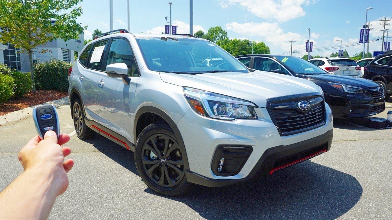 2020 Subaru Forester Sport Is A Crossover Suv Worth Looking At Youtube Crossover Suv Subaru Forester Suv