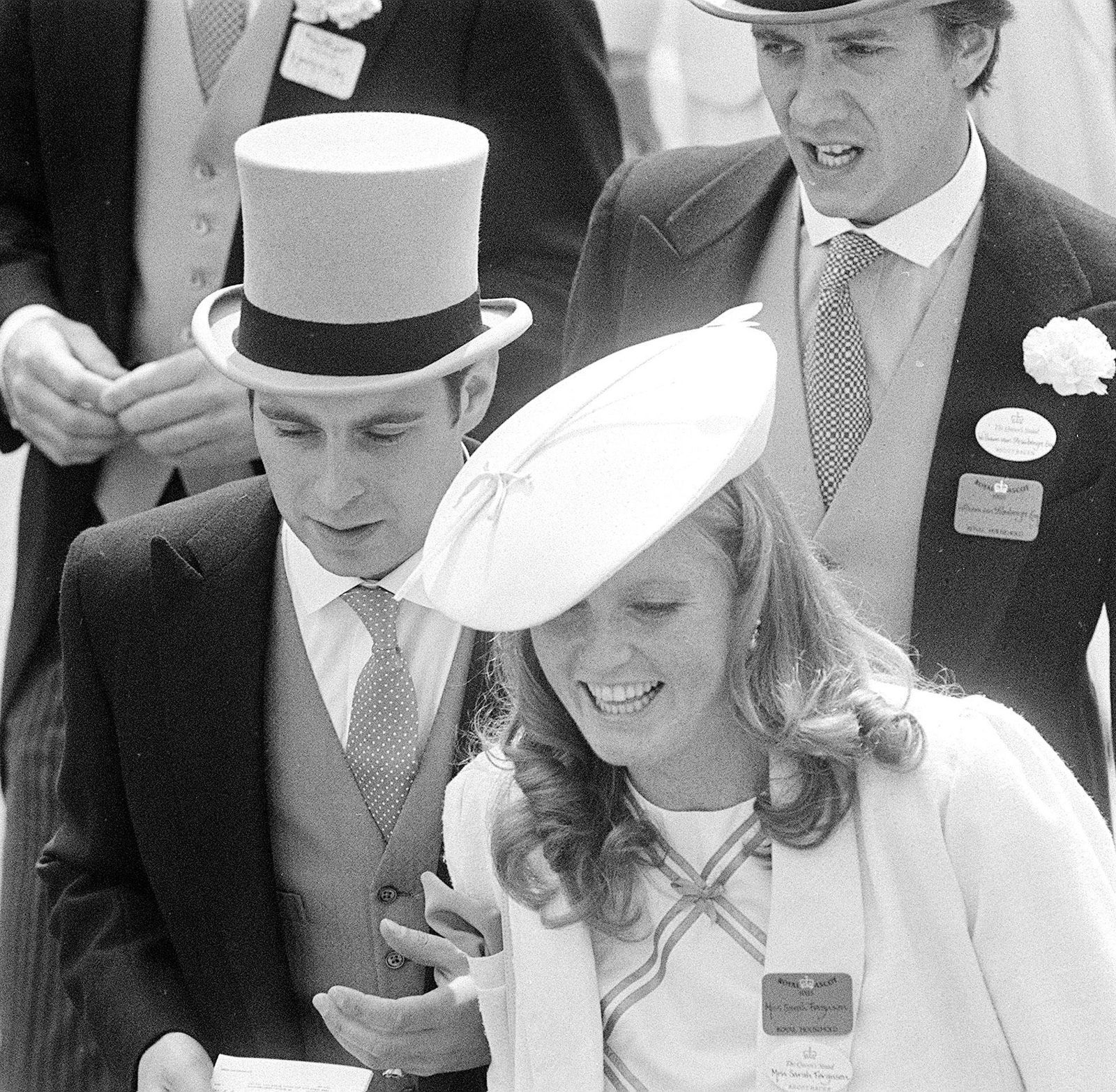 Sarah Ferguson and Prince Andrew's fascinating love story