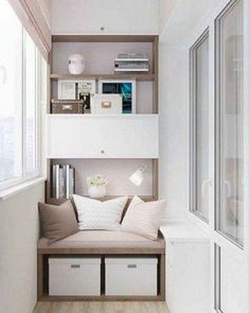 ❤15 Comfortable Balcony Designs for Reading Books You must See