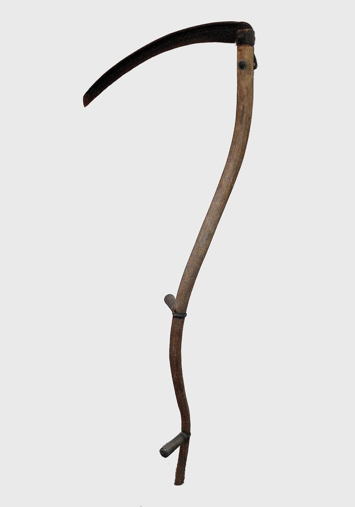 Real Scythe Weapon