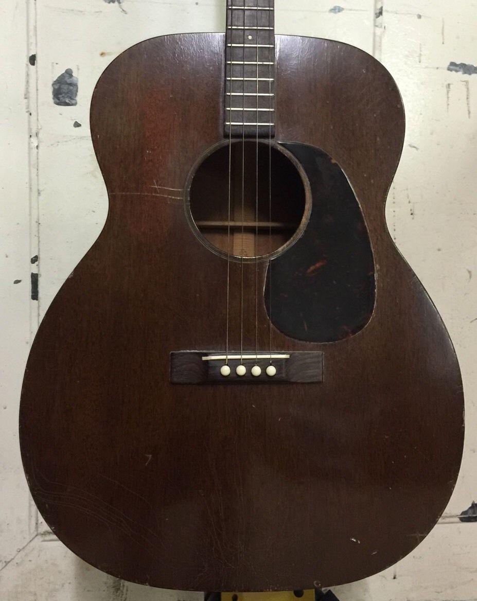 Vintage Martin 0 15 T Tenor Guitar With Case 1950s 1960s Free Worldwide Shipping Tenor Guitar Guitar Banjo