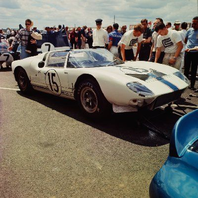 Revs Digital Library Ford Gt40 Roadster Lemans 1965 Ford Gt40