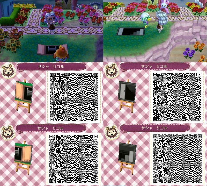 Qr closet animal crossing Boden qr codes animal crossing new leaf
