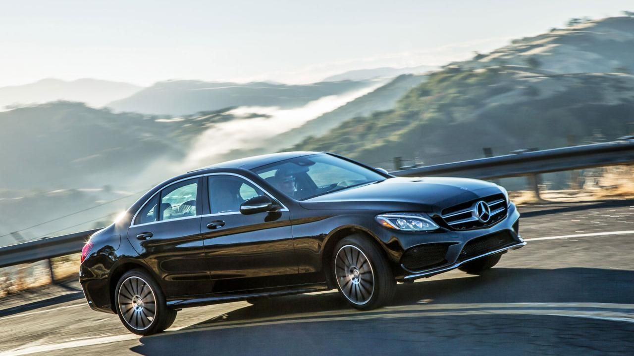The 2015 Yahoo Autos Luxury Car Of The Year Mercedes Benz C Class