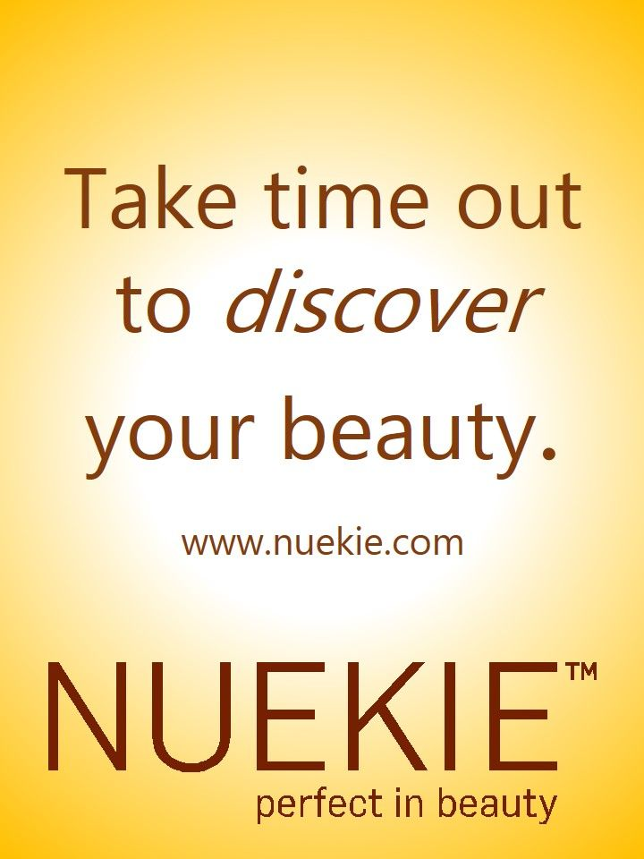Discover your beauty!